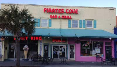 The Pirate S Cove